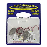 Blakemore TTI Fishing Co Road Runner Bleeding Bait (White, 1/8-Ounce) from Blakemore TTI Fishing Co