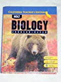 Biology (California Teacher's Edition) (003092202X) by George Johnson