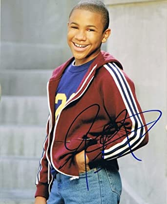 TEQUAN RICHMOND - Everybody Hates Chris AUTOGRAPH Signed