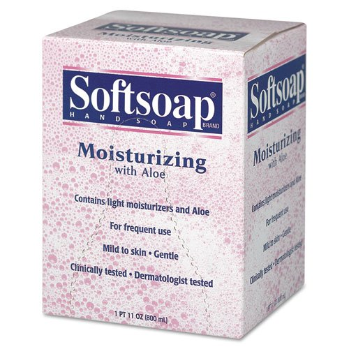 Moisturizing Soap w/Aloe, Unscented Liquid, Dispenser, 800ml недорого