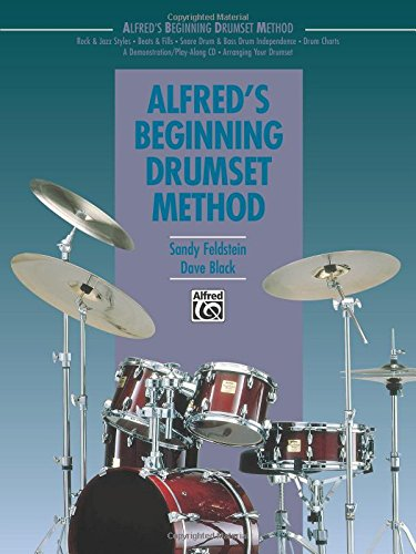 Alfred's Beginners Drumset Method PDF