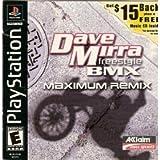Dave Mirra Freestyle BMX Maximum Remix