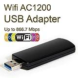 WiFi AC Adapter, GMYLE® Wireless