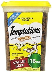 MARS PETCARE US 10112726 Chicken Cat Treat, 16-Ounce
