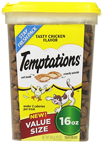 MARS PETCARE US 10112726 Chicken Cat Treat, 16-Ounce