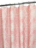 Park B. Smith Venetian Tiles Shower Curtain, Sorbet