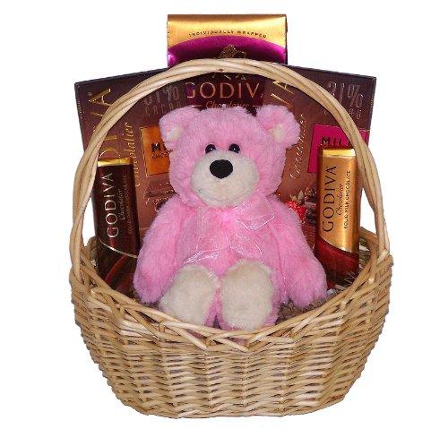 Godiva Chocolates Galore Valentine's Day Pink