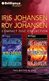 img - for Iris and Roy Johansen CD Collection: Silent Thunder, Storm Cycle book / textbook / text book