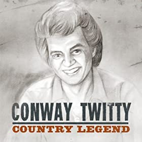 Country Legend - Conway Twitty