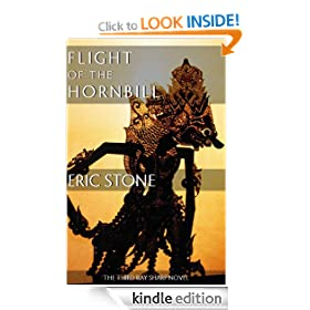 FLIGHT OF THE HORNBILL (The Ray Sharp Novels)