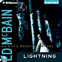 Lightning: An 87th Precinct Novel (       UNABRIDGED) by Ed McBain Narrated by Dick Hill