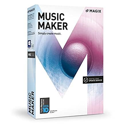 MAGIX Music Maker 2017 (PC)
