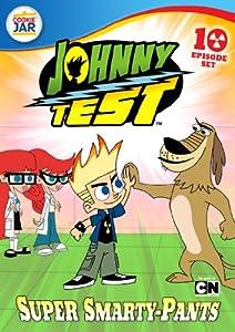 Johnny Test - Super Smarty Pants