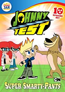 Johnny Test - Super Smarty Pants