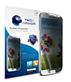 Tech Armor Samsung Galaxy S4 (Not S4 ACTIVE) 4-Way Privacy (360 Degree Privacy) Premium Screen Protector with Lifetime Replacement Warranty [1-Pack] - Retail Packaging