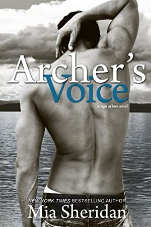 book cover of   Archer's Voice