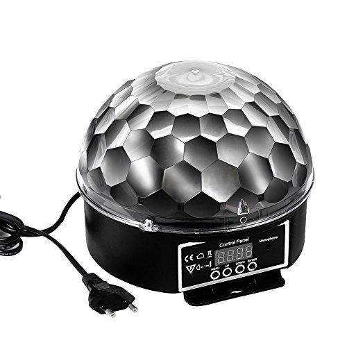Awardpedia chauvet mirror ball 20 inch for Disco ball coloring page