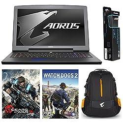 AORUS X7 v6-PC3D (i7-6820HK, 16GB RAM, 2x 512GB NVMe SSD + 1TB HDD, NVIDIA GTX 1070 8GB, 17.3