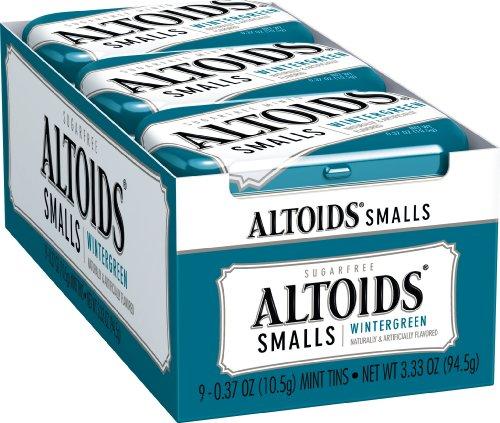 altoids-smalls-sugar-free-wintergreen-mints-037-ounce-tins-2-packs-of-9