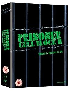 Prisoner Cell Block H Vol.4 Episodes 97 - 128 [DVD]