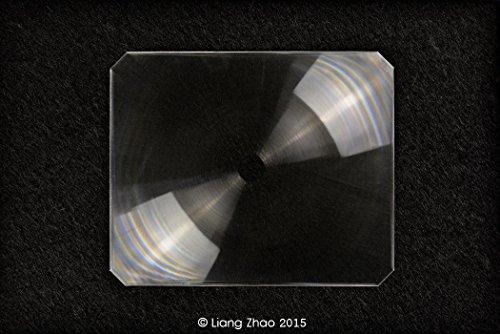 Yanke F 45-01 Low Profile lentille de Fresnel rangement pour appareil photo - 4 x 5 x 101.0 122,5 x 1 mm