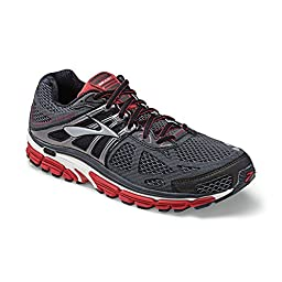 Men\'s Brooks Beast 14 1D Running Shoes Red/Mars/Anthracite/Silver 110171-1D-699 (8.5)
