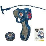 Hasbro Beyblade XTS Radio control Gravity Destroyer - Lanzador radio control para peonzas Beyblade, color azul y gris