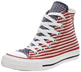 Converse Chuck Taylor Spec Hi 122177 Red/White UK 11