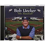 Baseball Voices Milwaukee Brewers Bob Uecker, Mr. Baseball Cd