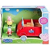 PEPPA PIG- Peppa's Red Car