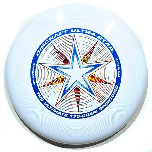 discraft-ultra-star-175g-ultimate-frisbee-starburst-white