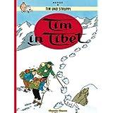 """Tim und Struppi, Carlsen Comics, Neuausgabe, Bd.19, Tim in Tibetvon """"Herg�"""""""
