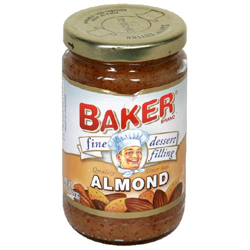 Buy Baker Fine Dessert Filling, Almond, 10-Ounce Jars (Pack of 8) (Bakers, Health & Personal Care, Products, Food & Snacks, Baking Supplies, Pie & Cobbler Fillings)