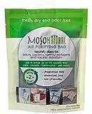 Moso Natural Air Purifying Bag, Charcoal Color, 200-G