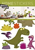 Home Stickers Dinosaurs Decorative Wall Stickers