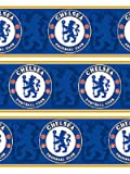 Chelsea FC Wallpaper Border - Football Gifts