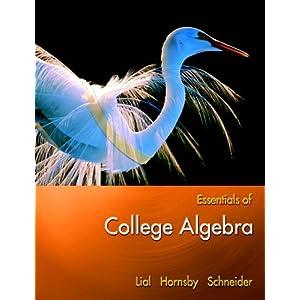 Intermediate algebra 10th edition