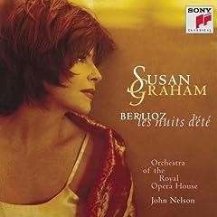 Susan Graham ~ Berlioz - Les nuits d'été