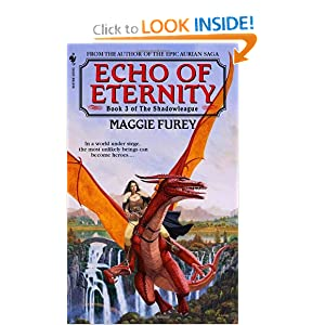 Echo of Eternity (Shadowleague) by Maggie Furey