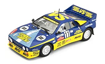 "Amazon.com: NINCO Lancia 037 ""Olio Fiat"" Car: Toys & Games"