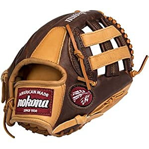 Nokona Alpha Baseball Glove AB-1175H 11.75 inch (Right Hand Throw)