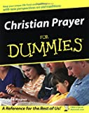 Christian Prayer For Dummies (0764555006) by Wagner, Richard