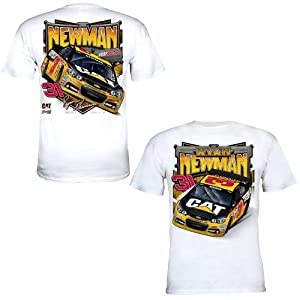 Ryan Newman NASCAR #31 Caterpillar Draft T-Shirt - 2014 by Chase Authentics
