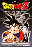 Dragonball Z Saiyan Saga Series Collectible Card Game Hero Starter Deck