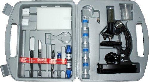 iOptron 6805 84-Piece Microscope Kit (Black)