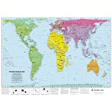 Peters World Map (Early Learning Geography)