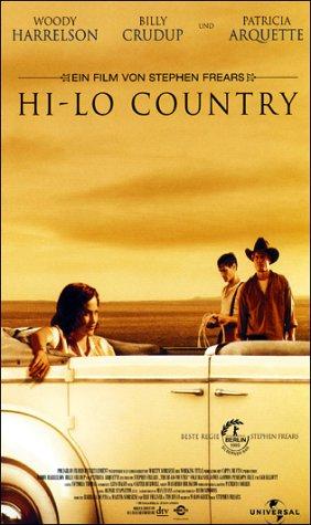 Hi-Lo Country [VHS]