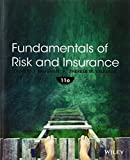 img - for Fundamentals of Risk and Insurance book / textbook / text book