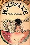 BLACK ALICE: A Novel by Thom Demijohn (0112575226) by Thom Demijohn