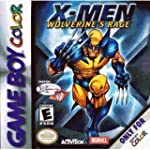 X-men: Wolverine's Rage - Game Boy Color